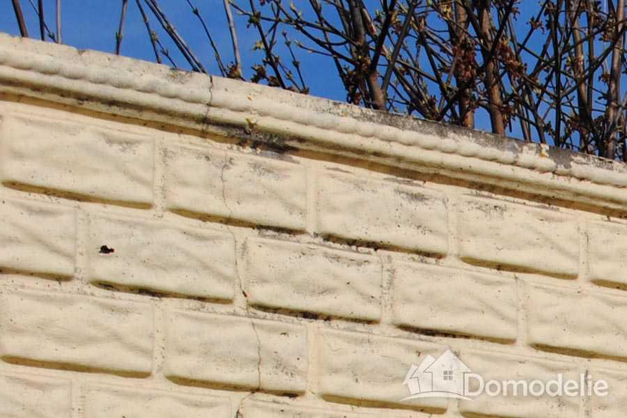 купить забор бетонный