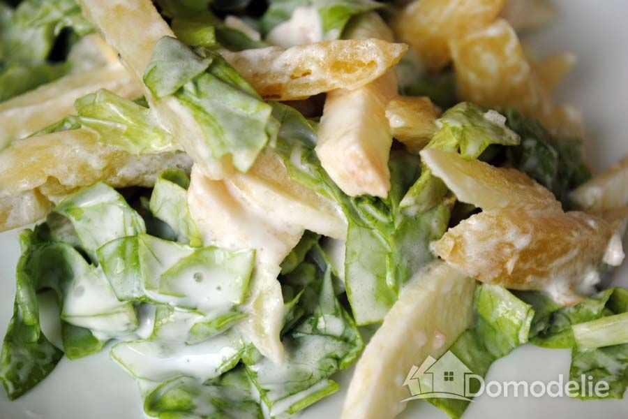 вкусный салат для пикника