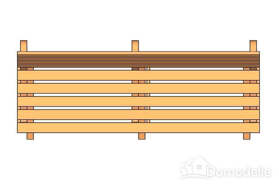 Схема сборки ножек