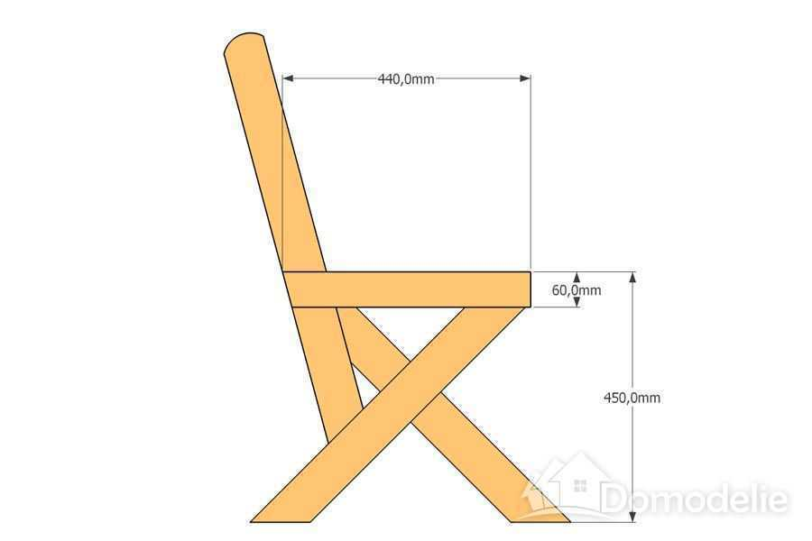 Скамейки деревянные для дачи своими руками чертежи